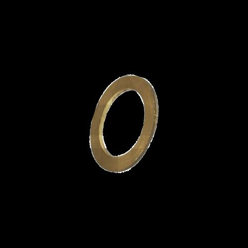 KING Microschroeven Sluitring M2,5 - DIN 433 - Messing  - 200 stuks