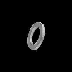 Sluitring M3 - DIN 433 - RVS - 200 stuks