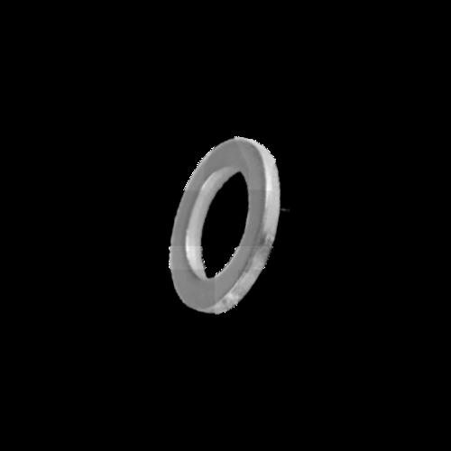KING Microschroeven Sluitring M3 - DIN 433 - RVS - 200 stuks