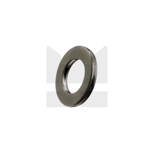 KING Microschroeven Sluitring M1,6 - DIN 125B - Staal GEDRAAID -  25 stuks