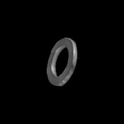Sluitring M2,5 DIN 433 - Staal - 200 stuks