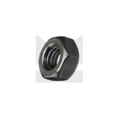 Zeskantmoer M2,5 - DIN 934 - Staal - 25 stuks - GEDRAAID
