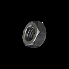 Zeskantmoer M2 - DIN 934 - Staal - 25 stuks - GEDRAAID