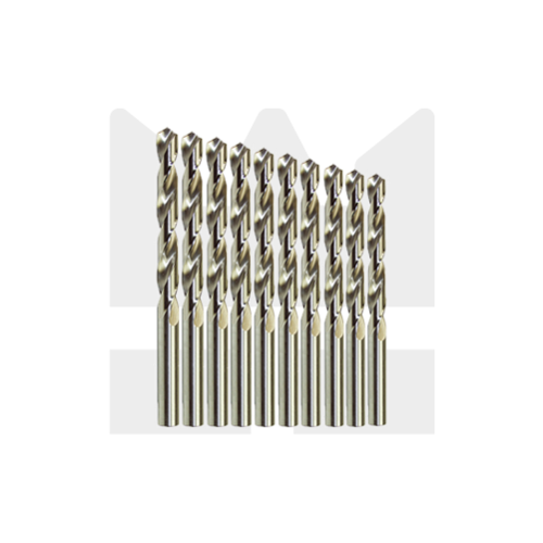 Labor Holland Metaalborenset - 2,1 t/m 3,0 mm - HSS Geslepen