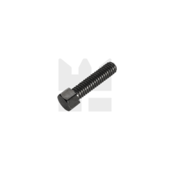 Modelbouw bout M3 x 20 Staal - Hoge kop - 10 stuks