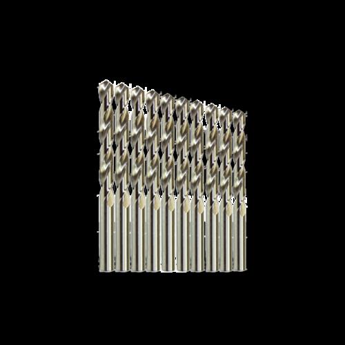 Labor Holland Metaalborenset - 3,1 t/m 4,0 mm - HSS Geslepen
