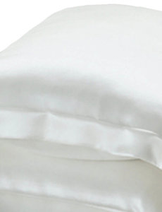 Silk pillowcase 19mm ivory