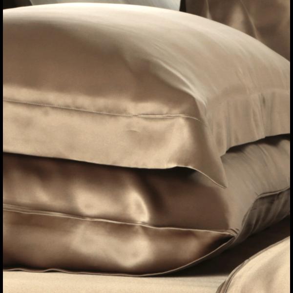 Silk pillowcase 19momme cappuccino