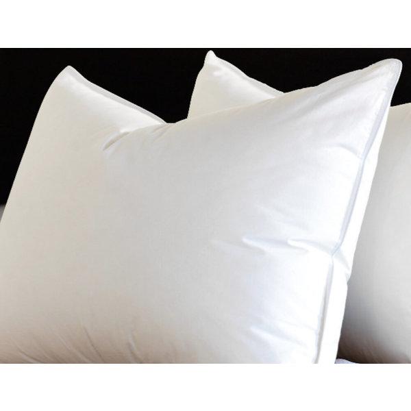 Almohada de seda (relleno de 100% seda+Tejido de Algodón)