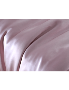 Drap en soie 19mm vintage rose