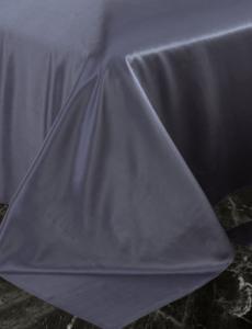 Silk flat sheet 22mm antracite