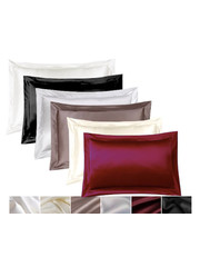 Deluxe silk pillowcase