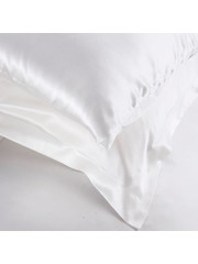 Silk pillowcase 22mm pure white