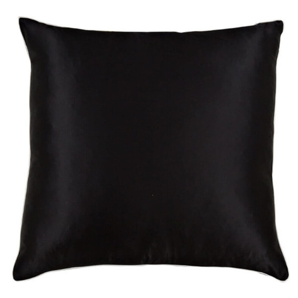 Silk Pillowcase 22 mm for throw pillow