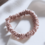 Zijden scrunchie - Skinnie 100% zijde