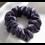 Chouchou en soie (M) 100% soie