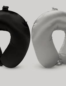 Travel U-Silk Pillowcase  (with free U pillow)