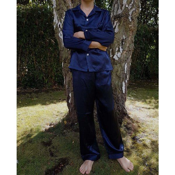 Boy's silk pajama set