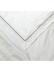 Silk duvet cover Elegance 19mm Ivory