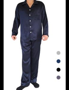 Pijama de seda para hombre