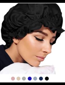 Bonnet de Nuit en soie