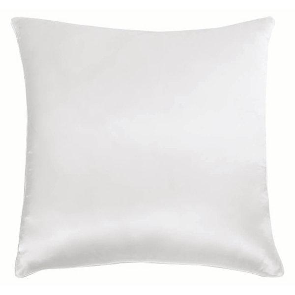 Funda de almohada de seda para cojín 19momme