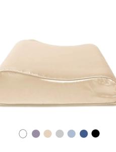 Funda de almohada de seda ergo 22mm