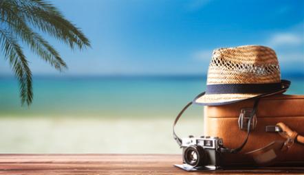 Stijlvol op vakantie
