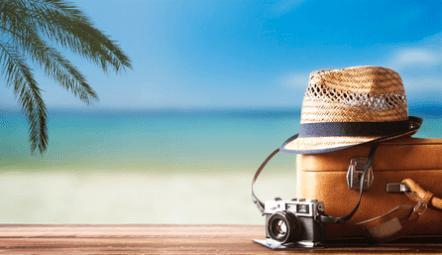 ¿Qué deberías llevar contigo a tus vacaciones?
