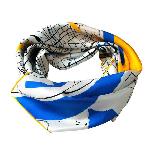 Zijden sjaal van 100% zijde - Antwerpen