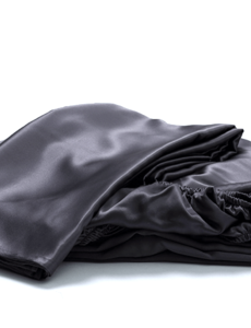 22mm Silk fitted sheet  90x190+30cm
