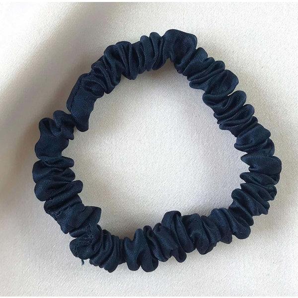 Silk scrunchie - Skinnie 100% silk