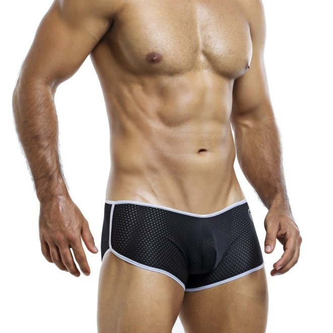 Intymen Black mesh boxershort