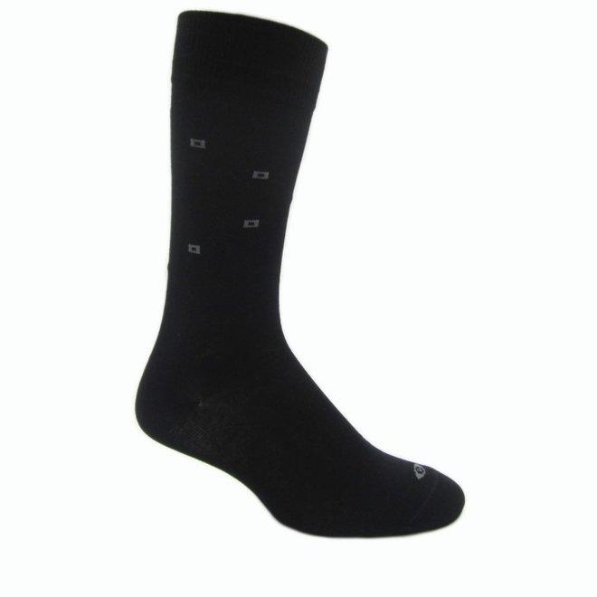 Elite Classic zwart sokken