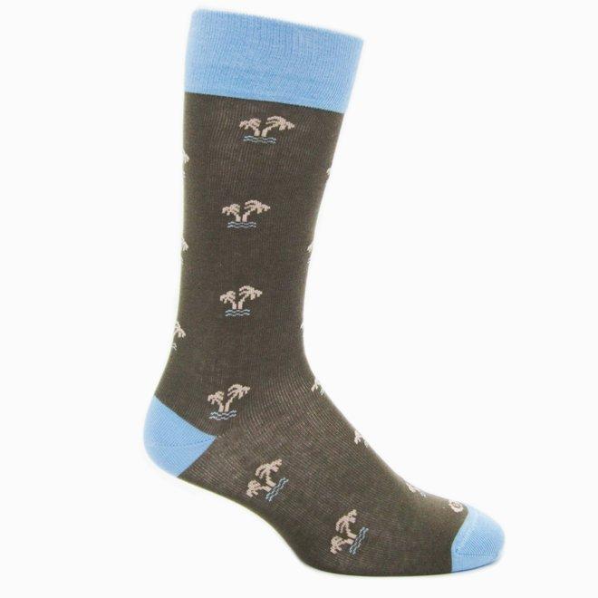 N# 10. Elite Palm fashion sokken