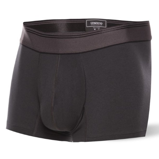 Mundo Unico Way black pima katoen boxershort