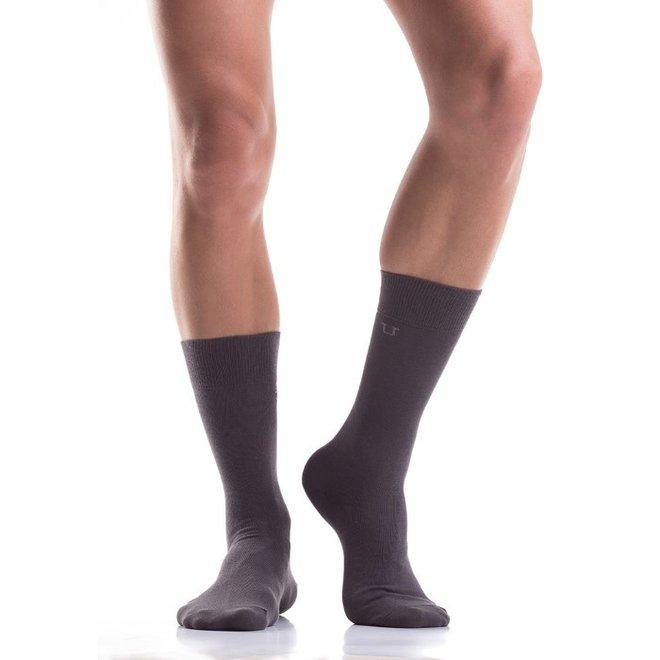Mundo Unico Casual Asfalto sokken