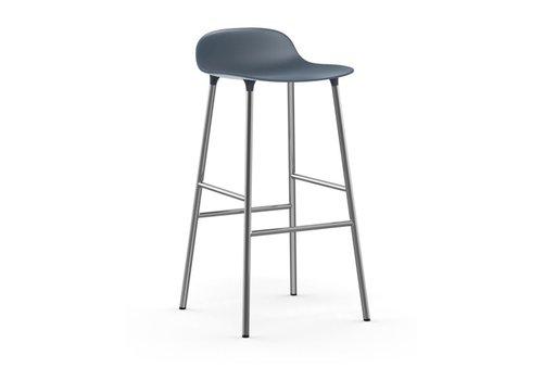Normann Copenhagen Form barstool chroom