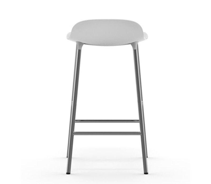 Form barstool chroom