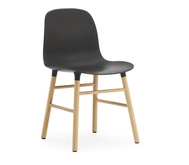 Form chair eik