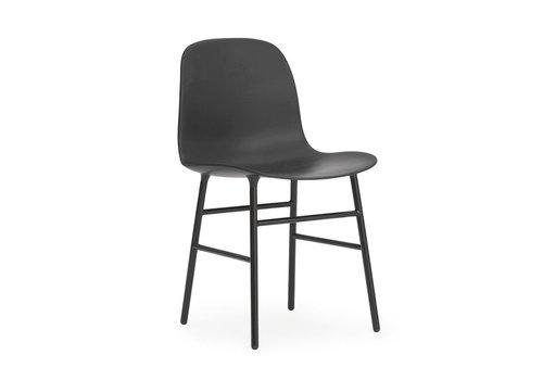 Normann Copenhagen Form chaise acier