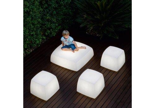 Carpyen Lite Cube vloerlamp/zitkubus