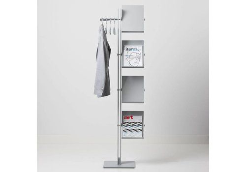 Cascando Standfree garderobe en lectuurhouder