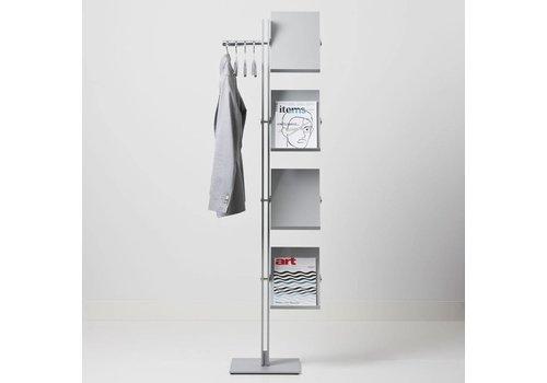 Cascando Standfree garderobe et porte-revues