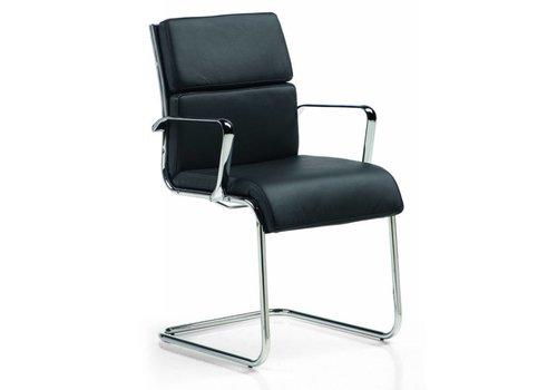 BNO Isis fauteuil visiteur en cuir