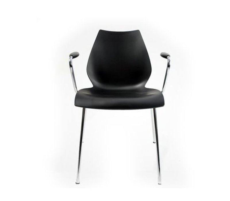 Maui chaise avec accoudoirs