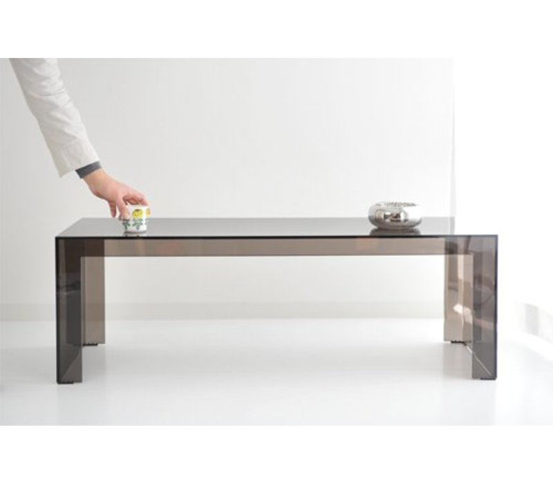 Invisible side table tafel