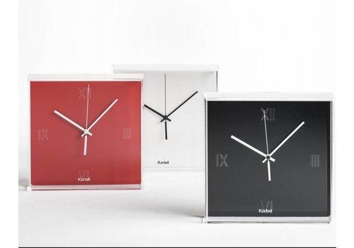 Kartell Tic & Tac Horloge murale