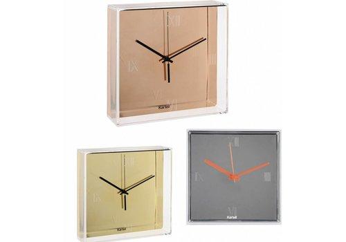 Kartell Horloge murale Tic & Tac