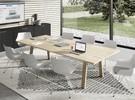 Take off Farm table en bois